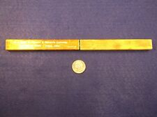 Banking & Insurance Collectibles Vintage Industrial Trust Company Woonsocket Ri Letter Opener