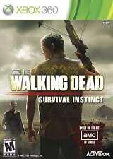The Walking Dead: Survival Instinct Xbox 360 New Xbox 360, Xbox 360