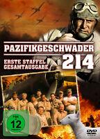 DVD Pazifikgeschwader 214 Staffel1 Episodio 1-12 6DVDs