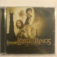 The Lord Of The Rings The Two Towers CD 19 Titel Neu Versiegelt