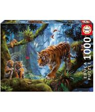 Educa 1000 PC Tigers in The Tree Puzzle