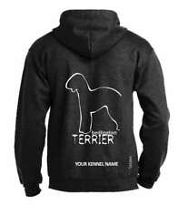 Bedlington Terrier Dog Breed Pullover Hoodie Dogeria Single & Contrast Colours