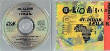 DR.ALBAN feat LEILA K.CD single HELLO AFRIKA REMIX  3 tracce 1990