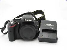 Nikon D5100 16.2MP SLR-Digitalkamera,  (Nur Gehäuse), 7962 Auslösungen, TOP