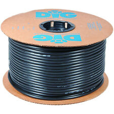 POLY MICRO DRIP TUBING 1/4 In X 500 Ft Garden Lawn Landscape Watering Irrigation