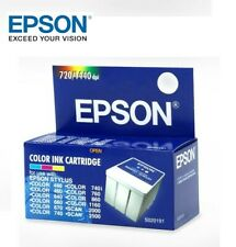 Genuine Epson S020191 Color Ink Cartridge For Epson Stylus Color 440 460 640 660