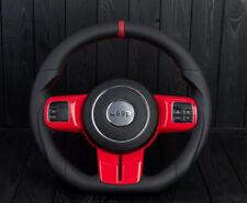 Custom  steering wheel JEEP Wrangler JK Rubicon Sahara Patriot Compass 2011-17