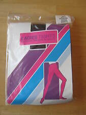 """NEW Ladies Tights -Brown Seamless- Size Adult medium 5'4 to 5'7"""" -Dance Exercise"""