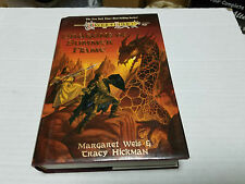 Dragons of Summer Flame by Tracy Hickman and Margaret Weis SIGNED HC 1st/1st