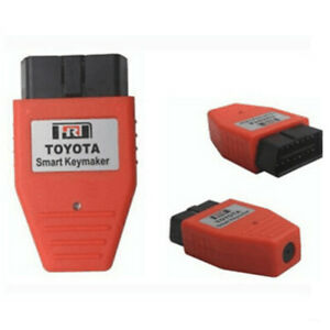 High Quality EOBD2 Smart Key maker For Toyota and Lexus 4C/4D chip key programmi