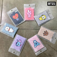 BTS BT21 Official Authentic Goods Card Case Dot 70 x 102mm by Monopoly