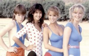 """PHOEBE CATES - WITH THE GIRLS FROM """" PRIVATE SCHOOL"""" !!!"""