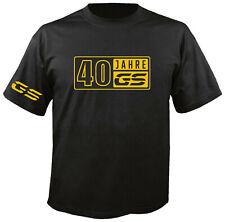 40 Jahre T-Shirt für BMW Fahrer R1200GS Adventure R1250GS F850GS Gr: M - 3XL