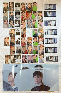 GOT7 Breath of Love Last Piece Official Photocard Folding Poster Moment Film