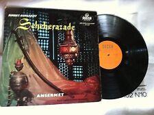 DECCA LXT 5O82 Rimsky-Korsakov 'Scheherazade' Ansermet/Paris Conserve.Orch. NM