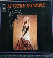 LETTERE D'AMORE - NAZZARO RANIERI P.NERO RENATO I PROFETI P.CLARK DIONNE LP 33
