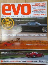Evo No 80 Jun 2005 Carrera GT, Monaro VXR, Ultima GTR640, M6 vs 612