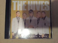 THE HIVES - TYRANNOSAURUS HIVES. CD
