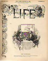 1889 Life January 24 - Stanleyt searches for Livingstone; The Jewish Question