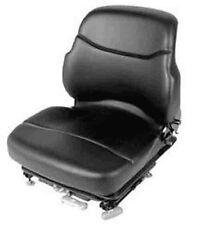 "Sears Vinyl Forklift Seat (Yale, Hyster)-Sears-21.75""x19.75""x23.25""-Vinyl"