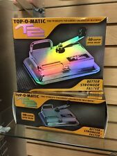 T2 Top-o-matic World's Toughest Cigarette Rolling Machine Makes King's And 100's