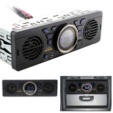 12V Bluetooth Car MP3 Stereo Audio Player Built-in 2 Speaker USB/TF Card Port