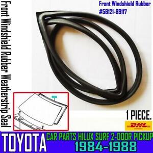 For TOYOTA 56121-89117 Windshield Weatherstrip Aftermarket Car Parts HILUX SURF