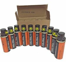 10 x FUEL CELLS FOR PASLODE IM65/IM250 2ND FIX GAS NEW STOCK-super quality!