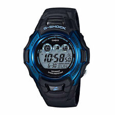 Casio Men's G-Shock Atomic Tough Solar Digital Watch Blue Watch GWM500F-2