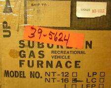 Suburban NT16SE RV FURNACE NT-16LE 16,000 BTU GAS
