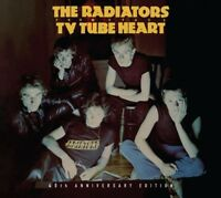 THE RADIATORS FROM SPACE - TV TUBE HEART (40TH ANNIVERSARY EDITION)   CD NEW!