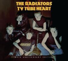 THE RADIATORS FROM SPACE - TV TUBE HEART (40TH ANNIVERSARY EDITION)   CD NEW