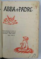 Libro Abba - Padre 1952 La Scuola Editrice Libri religiosi Fede Cristiana