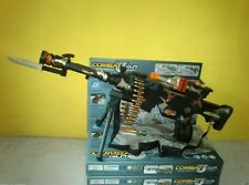 Combat Gun 3 With Infrared Or Digital Light And Realistic Rapid Gun Sound