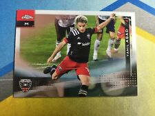 2021 Topps Chrome MLS Soccer Pick Your Base Complete Your Set - Buy More & Save