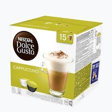 90 Capsule Cialde Dolce Gusto Cappuccino Originali (3 conf. da 30 Cialde)