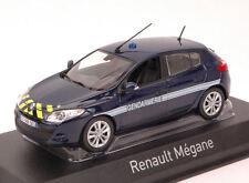 Renault Megane 2012 Gendarmerie 1:43 Model NOREV