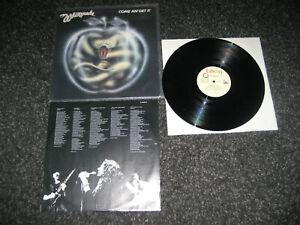 1 Lp   WHITESNAKE   COME AN GET IT  DE-PRESS  1981