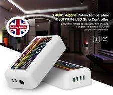 Milight double couleur blanc Temp (TDC) wifi bande DEL Light Controller-FUT035