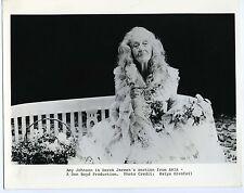 PHOTO KATIA GRENFELL  Amy Johnson Un sketch ARIA DEREK JARMAN   1987 cinéma