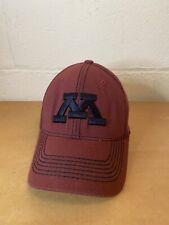 University of Minnesota Golden Gophers Embroidered Logo Ncaa Baseball Hat