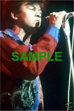 ORIGINAL 1983 PRESS TRANSPARENCY - PAUL YOUNG IN CONCERT AT HAMMERSMITH ODEON