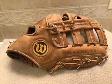 Wilson A2000 Xlo 12.75� Pro-Back Baseball Softball Glove Right Hand Throw