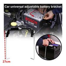 Vehicle Car Automotive Battery Bracket Adjustable Stabilizer Holder Mount Stand