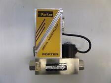 Parker Porter 601-AAFSVZSL Mass Flow Controller Air 2 SLPM