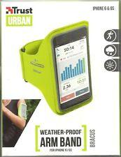 Sportarmband für iPhone 6 & 6s  Trust Urban - Wasserfest Fitness Joggen Neu/OVP