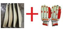 HALLOWEEN Cricket Bat English Grade1+Free Batting Gloves+Free Scuff Sheet