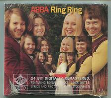 ABBA * RING RING * REMASTERED * BONUS TRACKS * CD * NEW & SEALED
