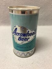 Arrowhead pull Top Beer Can (empty)