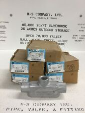 """Crouse Hinds TB38 1"""" Conduit Outlet Box (Lot Of 2)"""